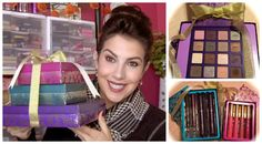 Tarte Bow N' Go Collection Review/Demo Just Girly Things, All Things Beauty, Beauty Stuff, Diva Fashion, Fashion Beauty, Beauty Makeup, Hair Makeup, Beauty Youtubers, Makeup Collection