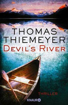 """Otto W #FridayReads ich lese """" Devil`s River"""" von Thomas Thiemeyer"""