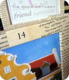 diy printables and diy book page frames