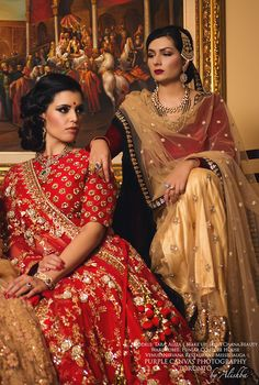 A Kingdom of Royalty – South Asian Bridal Shoot by Purple Canvas Photography - alishba@purplecanvasphotography.com