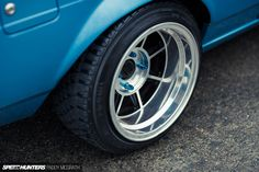 2016 Toyota Corolla Jason McInerney by Paddy - Speedhunters Rims For Cars, Rims And Tires, Wheels And Tires, Corolla Ke70, Toyota Corolla, Custom Wheels, From The Ground Up, Old Cars, Jdm
