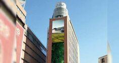 La madrileña plaza de Callao estrena pantalla gigante para las marcas - Contenido seleccionado con la ayuda de http://r4s.to/r4s