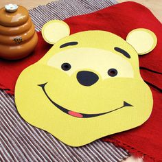 Make a Winnie the Pooh Mask, a Halloween craft inspired by the character Winnie the Pooh, with step by step instructions. Enjoy this fun craft activity with your kids and family.