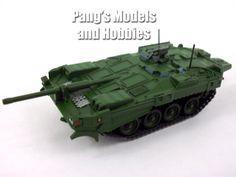 Stridsvagn 103B (S-Tank) Swedish Tank 1/72 Scale Die-cast Model by Eaglemoss