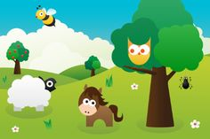 eliasFARMS ($0.99) Explore the wonderful world of Elias Farms! Tap the farm animals to see their poke state and hear their sounds. Entertain your toddlers about farm animals and discover some hidden surprises. With over 30 interactive zones, this app is sure to delight the little ones with laughter and curiosity.      Features  - Over 30 interactive zones, including 3 animals that randomly display  - Panoramic farm scene  - Personalize the app with your kid's name on the airplane