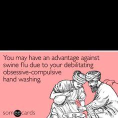 OCD comes in handy!