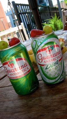Brazilian soda Guarana