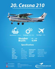 Cessna 210 #aviation #avgeek #aviationpilotcommercial Cessna 210, Cessna Aircraft, Aircraft Parts, Private Pilot, Private Plane, Flight Lessons, Aviation Quotes, Airplane Fighter, Old Planes