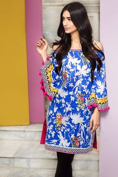 Embroidered- khaadi Latest Summer Lawn Dresses Collection 2017-2018 (14)