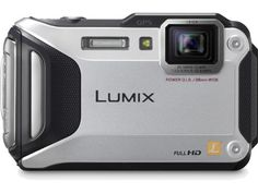 Panasonic Lumix DMC-TS5S 16.1 MP Tough Digital Camera with 9.3x Intelligent Zoom (Silver) at http://suliaszone.com/panasonic-lumix-dmc-ts5s-16-1-mp-tough-digital-camera-with-9-3x-intelligent-zoom-silver/