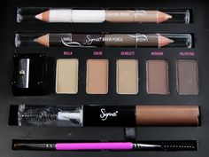 Sigma Beauty Expert Brow Design Kit - In depth Review -