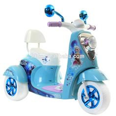 Kids Ride On Toys, Toy Cars For Kids, Cool Toys For Girls, Baby Doll Furniture, Cute Furniture, Kids Motorcycle, Motorcycle Battery, Princess Kitchen, Disney Frozen Toys
