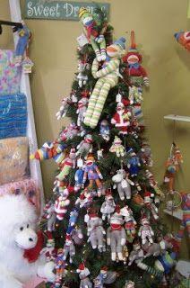 themed christmas tree ideas