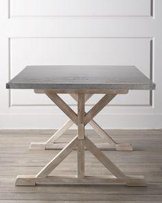H6JPN Bernhardt Fowler Dining Table