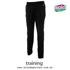 Pantalon Adilibria W Negro  Marca: Adidas 100020X30846001   $ 349,00 (U$S 60,69)