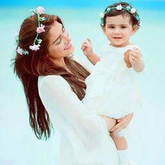 Mother Daughters, Girls Dresses, Flower Girl Dresses, Wedding Dresses, Fashion, Dresses Of Girls, Bride Dresses, Moda, Bridal Gowns
