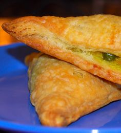 Holy Cow!: Vegetable Puffs With Homemade Puff Pastry