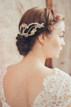 Bridal Accessories with Parisian Chic from Jannie Baltzer