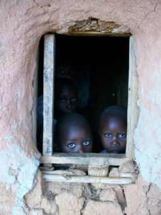 Uganda. Beautiful children!