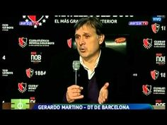 FOOTBALL -  'Tata' Martino: It's an enormous challenge - http://lefootball.fr/tata-martino-its-an-enormous-challenge/