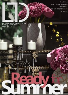 Ready for Summer? This issue is packed with almost 300 pages of inspiring design for the warm-up season. We feature Kiana Writer of MadPea, Cari McKeenan of Little Branch, The Grove Country Club Estates and more. Not to mention opulent interiors, tropical touches, beachside romance and so much more.