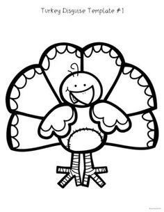 Design Tom & Tammy Turkey\'s Disguise ~ STEM | FREEBIES | Pinterest ...