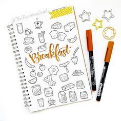 Catching up with  #THE100DAYPROJECT... Day 021 -breakfast icons...   100 days of doodle icons #100daysofdoodleicons_byApsi..... Doodle count at day 021 : 812 (just for fun  ) #breakfast . . . .  If you're new to my 100 day project : My plan for the 100 days is to select a theme/topic for each day and try to draw atleast ten or more doodles/icons for each topic as part of improving my visual vocabulary for visual note taking and graphic recording... #the100daysproject . . . . . . #TheRev...