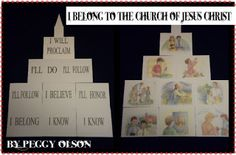 The Chorister's Corner: The Church Of Jesus Christ~ Week Two Lds Primary Songs, Primary Singing Time, Primary Activities, Primary Music, Jesus Christ Song, Lds Music, Spiritual Church, Church Songs, Primary Chorister