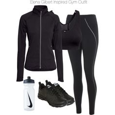The vampire diaries - elena gilbert inspired gym outfit outfits in 2019 дне Sporty Outfits, Mode Outfits, Classy Outfits, Stylish Outfits, Summer Outfits, Fashion Outfits, Stefan Salvatore, Nina Dobrev, Looks Academia
