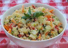 Recipe: Quinoa Tabbouleh