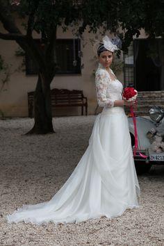 Coprispalle da sposa: sì o no? www.cinziaferri.com