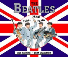 비틀즈 | 언어: 영어, 2014년 1월 출간, 48 페이지, 7세 이상, 양장, 235×278 mm | 존레논의 리버풀 시절부터 학교의 밴드 Quarrymen 결성, 폴 맥카트니와 조지 해리슨과의 우정, 비틀즈의 탄생, 브라이언 앱스테인의 등장, 독일 함버그 시절, 링고 스타의 팀 합류, 그리고 전세계를 뒤흔든 명성과 팬들, 주요 비틀즈 노래와 영화, 인도로 떠난 여행, 그리고 팀의 해체까지를 다루고 있는 정보책이다.    MICK MANNING 는 영국 로열 컬리지 오브 아트에서 일러스트레이션을 전공했다. 이제까지 60여권의 책을 만들었다. BRITA GRANSTRÖM 는 Mick Manning 과 팀으로 많은 그림책을 펴냈고 Smarties Silver Prize, English Association 4-11 Award, Royal Society Young People's Book Award 등 다수의 상을 받았다.