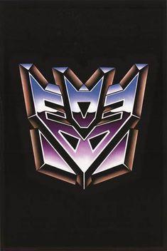 Transformers Decepticons Logo Poster 24x36 – BananaRoad