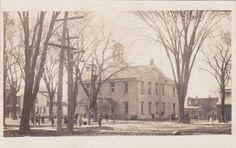 Liverpool NY School 1910's