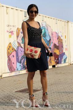 熟女这么穿才够味_街头风尚_服饰_时尚_YOKA时尚网