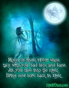 Spell Dust- Wiccan and Mystical Layouts, Pagan Myspace Codes . Moon Spells, Magick Spells, Witchcraft, Healing Spells, Wiccan Witch, Pagan Quotes, Witch Quotes, Spiritual Quotes, Spiritual Path