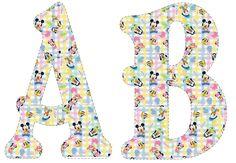 Disney Babies: A-B