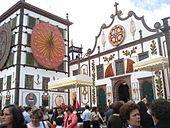 Church of Nossa Senhora da Esperança, Ponta Delgada, São Miguel, Azores Portugal, Ponta Delgada, Azores, Discovery, Competition, Street View, Country, Architecture, Arquitetura