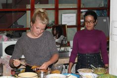 Cooking class @ Spanish School Sol Latino