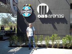 Arena do Grêmio / Espaço do Torcedor / Arquivo Jornal Estação de Notícias