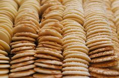 These delicious cinnamon sugar cookies are easy to prepare. Perfect for tea time or with a glass of milk. Cinnamon Sugar Cookies, Vegan Sugar Cookies, Cat Cookies, Crispy Cookies, Almond Cookies, Cookies Et Biscuits, Cheese Cookies, Baking Cookies, Oatmeal Cookies