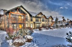 Foxpoint Vacation Rental in Park City, Utah