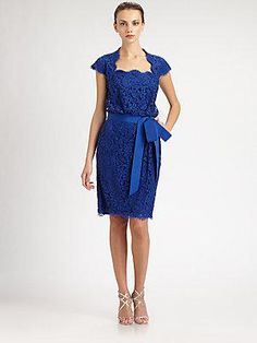Tadashi Shoji Blouson #dress