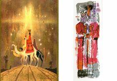 #ChristmasCard #ReMagi #RalphHulett From Glob-Arts