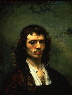 Portrait of Johannes van der Meer shortened to Jan Vermeer today referred to as Johannes Vermeer van Delft acknowledged as one of the Dutch Golden Age painters. (http://www.vermeer-foundation.org/).
