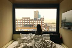 Marissa Tejada indulges in breakfast and art at citizenM Shoreditch