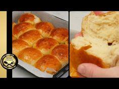 Νόστιμα ψωμάκια γιαουρτιού, σκέτος αφρός! - ΧΡΥΣΕΣ ΣΥΝΤΑΓΕΣ - YouTube Food And Drink, Appetizers, Bread, Youtube, Appetizer, Brot, Baking, Breads, Entrees