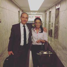 Evento na TAM ontem com o #Jornalista #JoséRobertoBurnier... #PrismaPalestras #osmelhorespalestrantes
