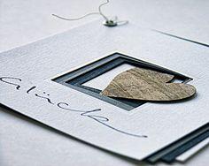 silly's paper design: herz fein gerahmt ...