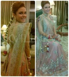 Raageshwari Loomba in Annie & Nimmu | Can't go wrong with blend of pastels :)